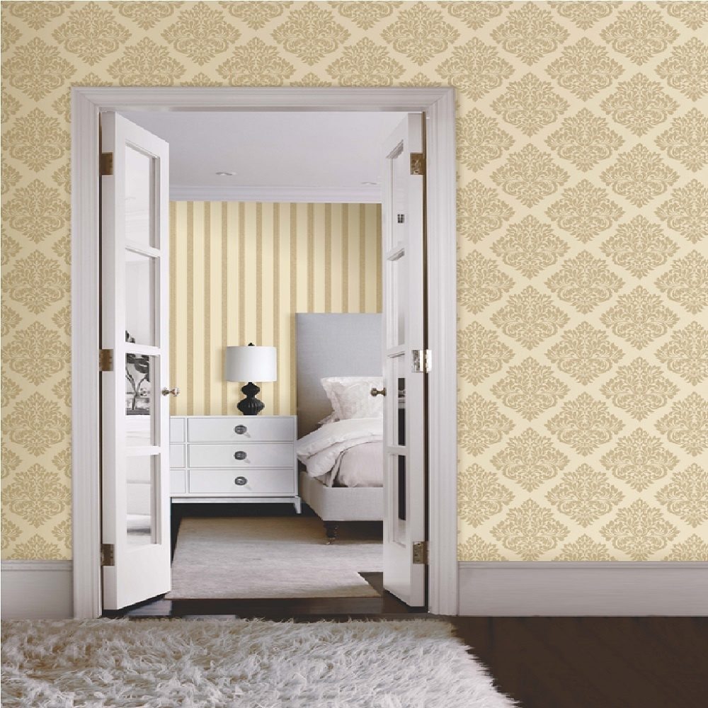 fine decor fine decor decorline sparkle damask wallpaper dl40213 p670