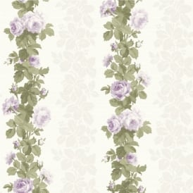 Fine Decor Heritage Floral Stripe Wallpaper FD40168