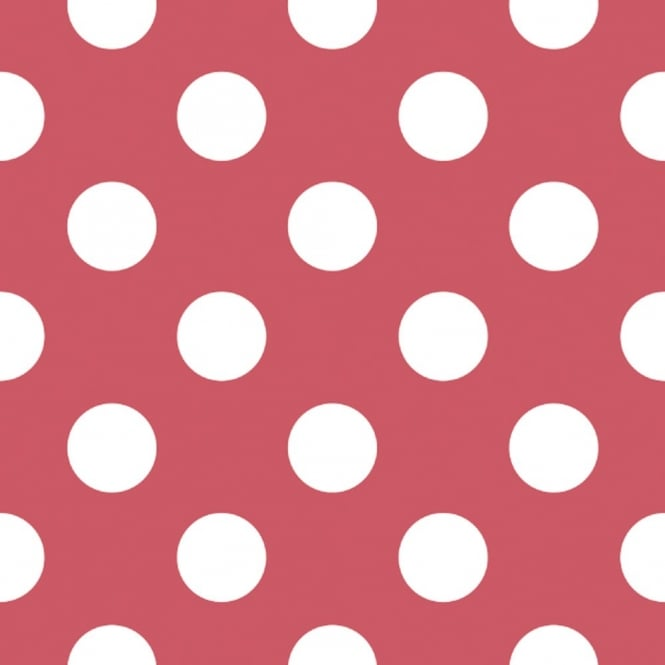 Disney Galerie Official Minnie Mouse Polka Dot Childrens Wallpaper MO3006-1