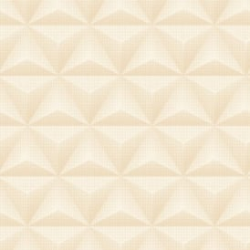 Galerie Unplugged Triangle Spots Pattern Geometric Metallic Vinyl Wallpaper UN3302