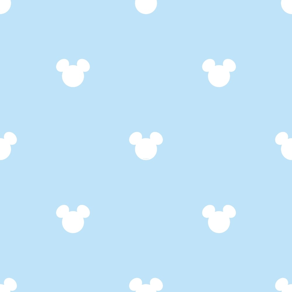 Galerie Official Disney Mickey Mouse Logo Pattern Cartoon Childrens