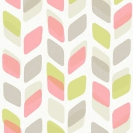 Yellow Grey White UN3201 by Unplugged Galerie Unplugged Wood Panel Effect Triangle Pattern Textured Vinyl Wallpaper