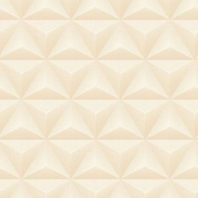 Galerie Wallcoverings Galerie Unplugged Triangle Spots Pattern Geometric Metallic Vinyl Wallpaper UN3302