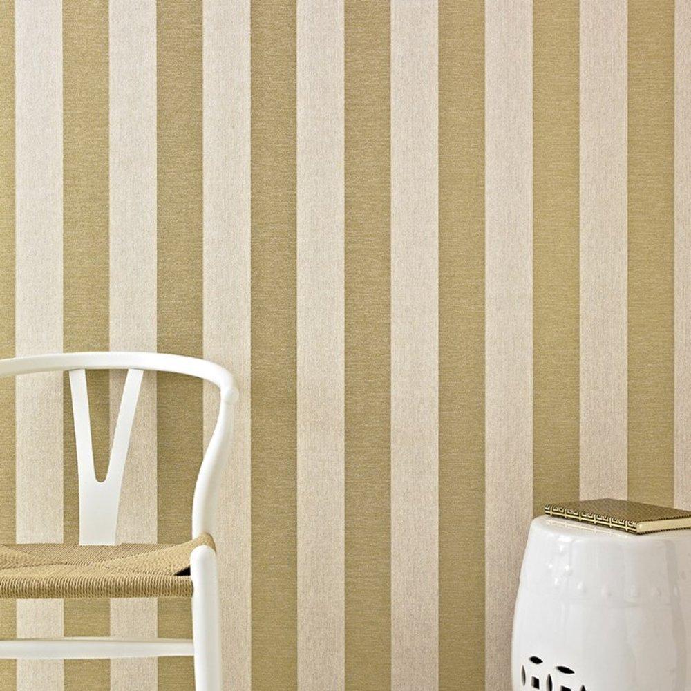 Graham brown ariadne stripe pattern textured vinyl for Striped vinyl wallpaper