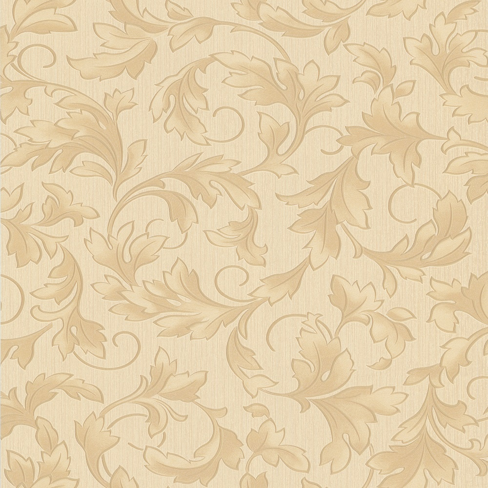 Graham brown charmed leaf trail textured metallic vinyl for Graham and brown bathroom wallpaper