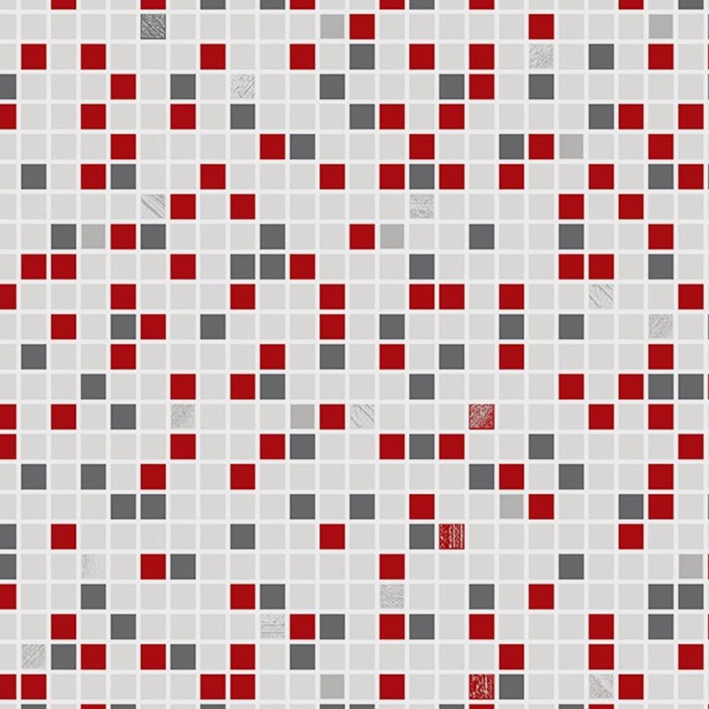 graham brown checker pattern tile vinyl bathroom wallpaper 20 508. Black Bedroom Furniture Sets. Home Design Ideas