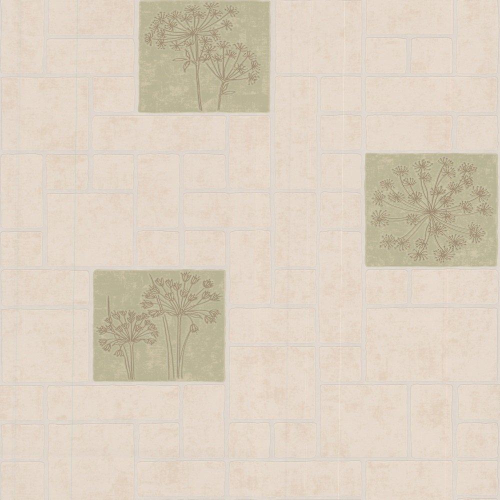 Graham Brown Kitchen Bathroom Wallpaper: Graham & Brown Contour Parsley Tile Kitchen Bathroom