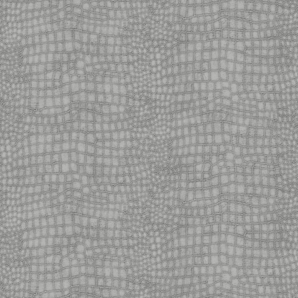 Graham brown crocodile skin pattern animal print for Gray vinyl wallpaper