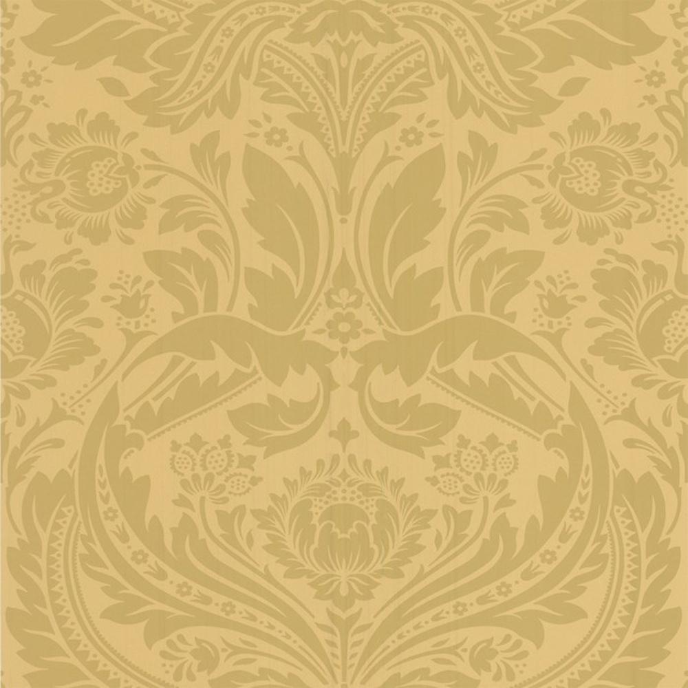 brown on brown damask wallpaper - photo #5