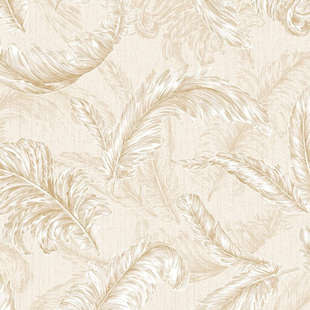 graham  brown gilded feather pattern glitter motif wallpaper  - graham amp brown gilded feather pattern glitter motif textured wallpaper