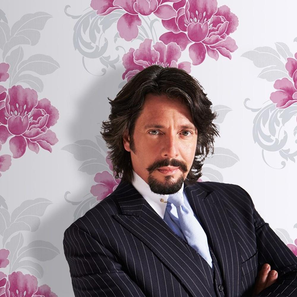 Graham Brown Llewelyn Bowen Cascada Designer Floral