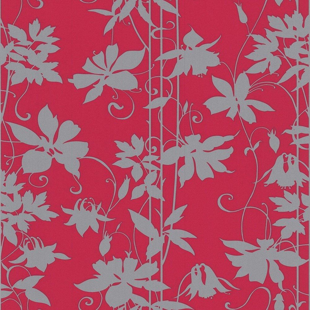 Graham Brown Paradise Garden Floral Wallpaper Laurence