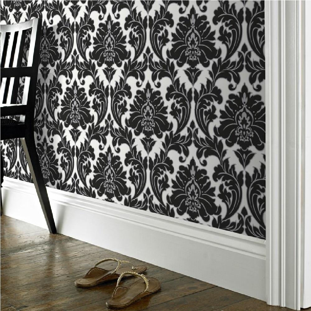 graham and brown damask wallpaper | carpetcleaningvirginia