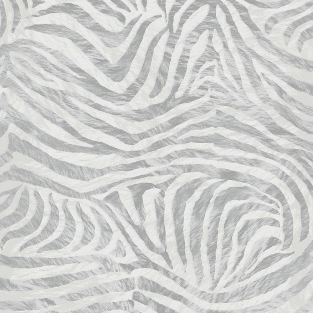 Graham Amp Brown Zebra Print Animal Faux Fur Textured