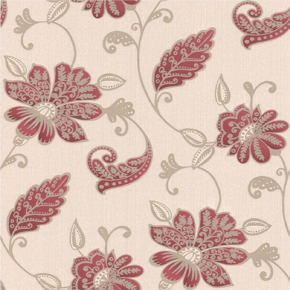 Graham & Brown Juliet Floral Trail Wallpaper 19513