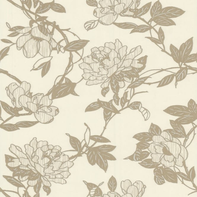 Graham & Brown Steve Leung Jiao Floral Wallpaper 31-605