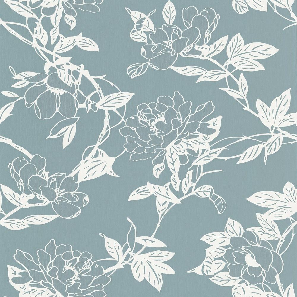 graham brown steve leung jiao floral wallpaper 31 606. Black Bedroom Furniture Sets. Home Design Ideas