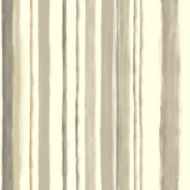Grandeco Aquarelle Stripe Wallpaper POB-005-03-1