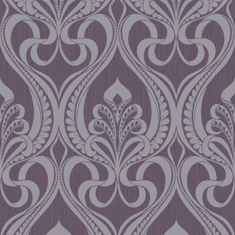 Inspirational art nouveau wallpaper my blog for Art nouveau wallpaper uk