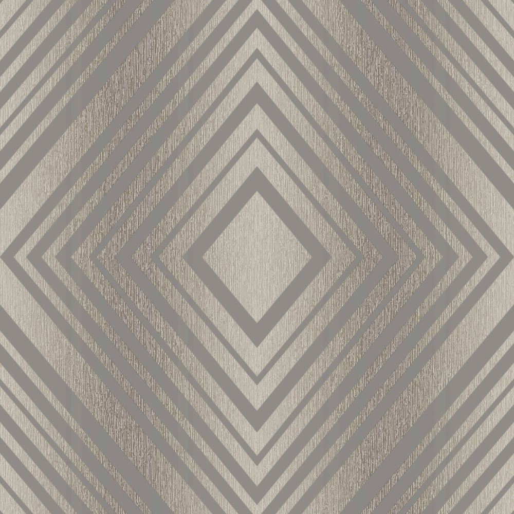 grandeco chevron stripe pattern wallpaper modern embossed metallic glitter motif a15803 choc. Black Bedroom Furniture Sets. Home Design Ideas