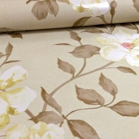 Grandeco Chloe Flower Pattern Floral Rose Motif Metallic Wallpaper A13704