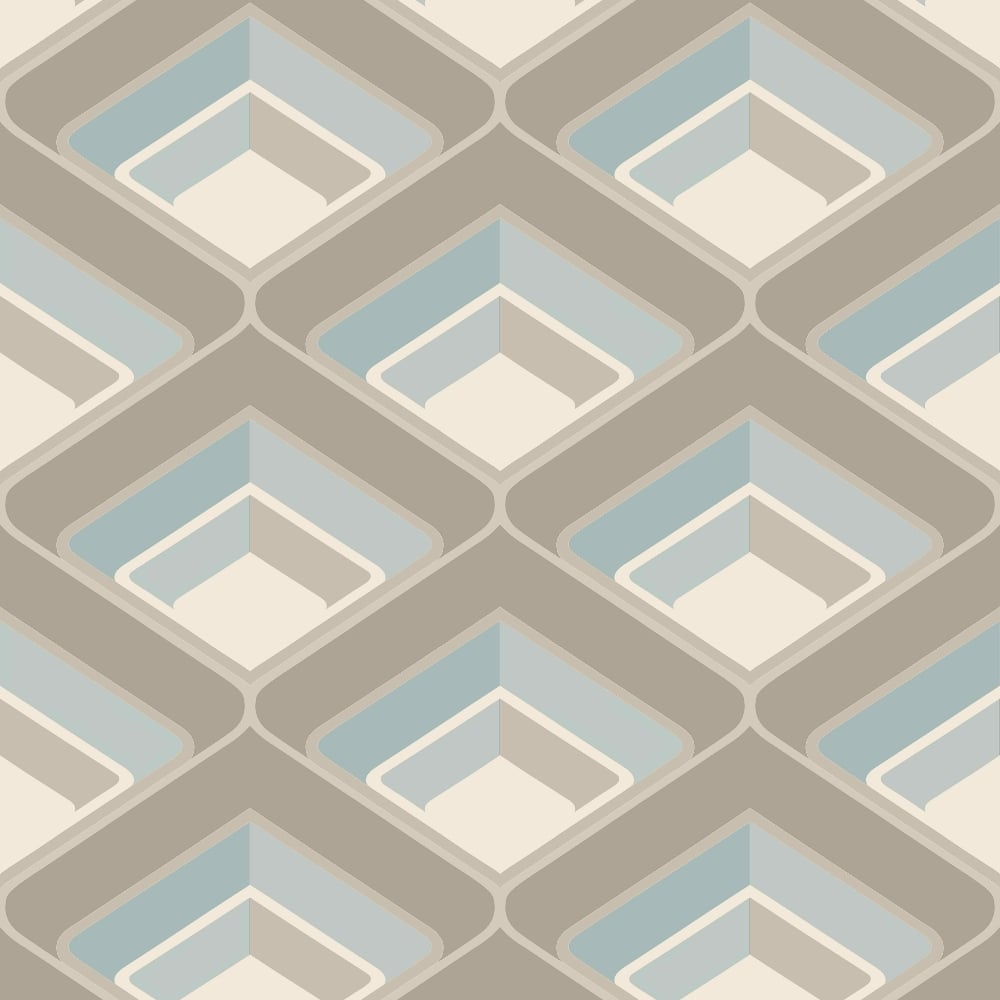 grandeco geometric chevron stripe pattern wallpaper