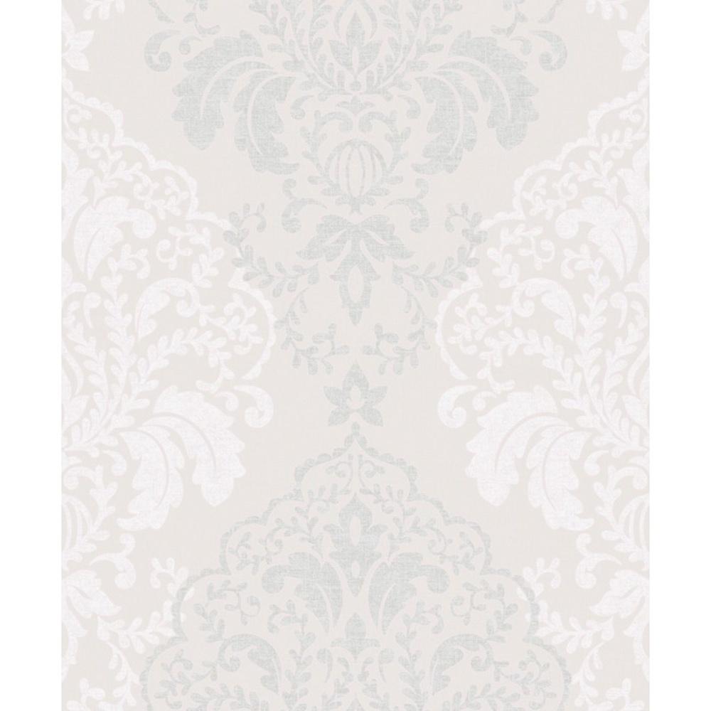 Grandeco Gold Damask Pattern Glitter Motif Textured Embossed Wallpaper BOC 12 07 7