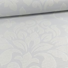 Grandeco Elite Floral Damask Pattern Glitter Motif Embossed Wallpaper A13901