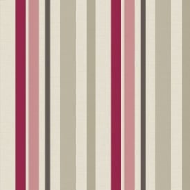 Grandeco Ideco Matisse Stripe Pattern Wallpaper Textured Motif 922121