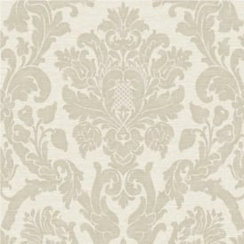 Grandeco Kensington Damask Glitter Wallpaper V.416-04