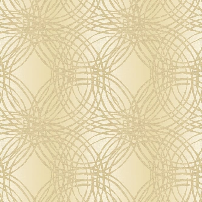 Grandeco Leon Geometric Wallpaper BOA-015-04-3