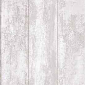 Grandeco Montrovilla Wood Panel Effect Textured Vinyl Wallpaper VOA-006-01-6