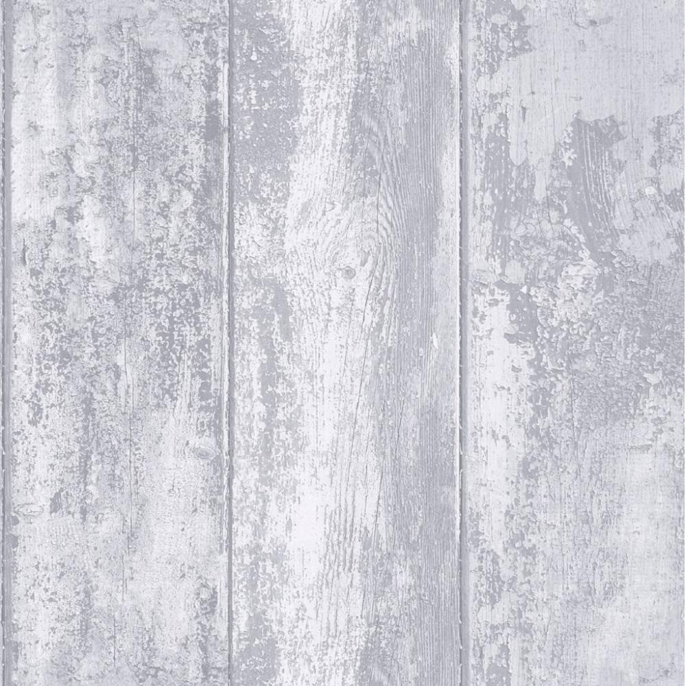 Grandeco montrovilla wood panel effect textured vinyl for Gray vinyl wallpaper