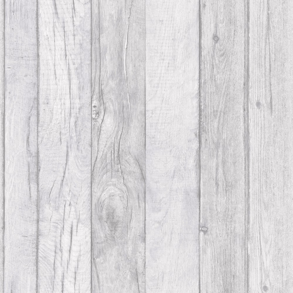 Wood Panel Pattern Wallpaper Faux Effect Wooden Beam Realistic A17402