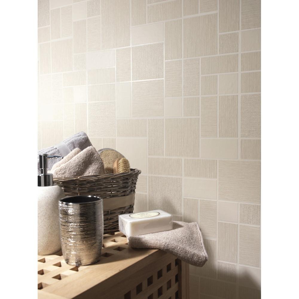 Kitchen Bathroom Exhibition Uk: Holden Décor Tile Pattern Glitter Motif Kitchen Bathroom