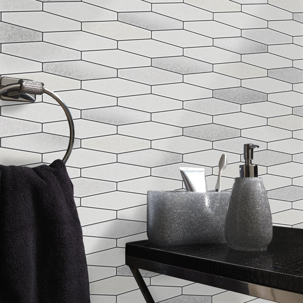 Must see Wallpaper Marble Black And White - holden-decor-holden-apex-tile-effect-pattern-wallpaper-marble-glitter-motif-kitchen-bathroom-89270-p3827-9438_image  HD_64165.jpg