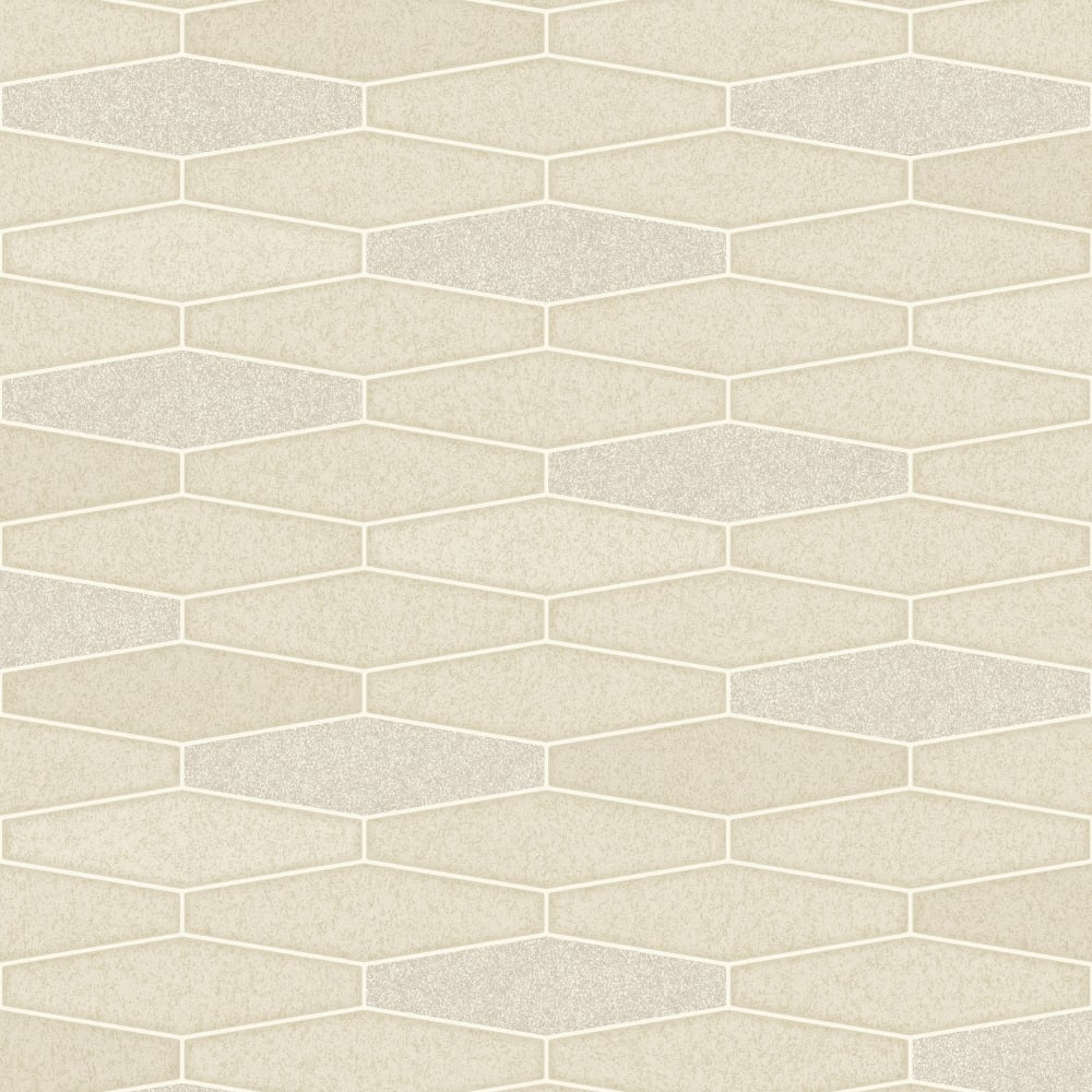 Holden Apex Tile Effect Pattern Wallpaper Marble Glitter Motif ...
