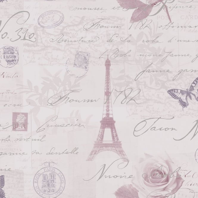 Holden Decor Holden Calligraphy Paris Wallpaper 97751