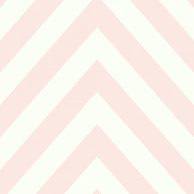 Holden Chevron Striped Pattern Childrens Wallpaper Pastel Stripes Kids Motif 12572