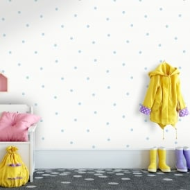Holden Dotty Pattern Childrens Wallpaper Glitter Motif Polka Dot Spots Kids 12603