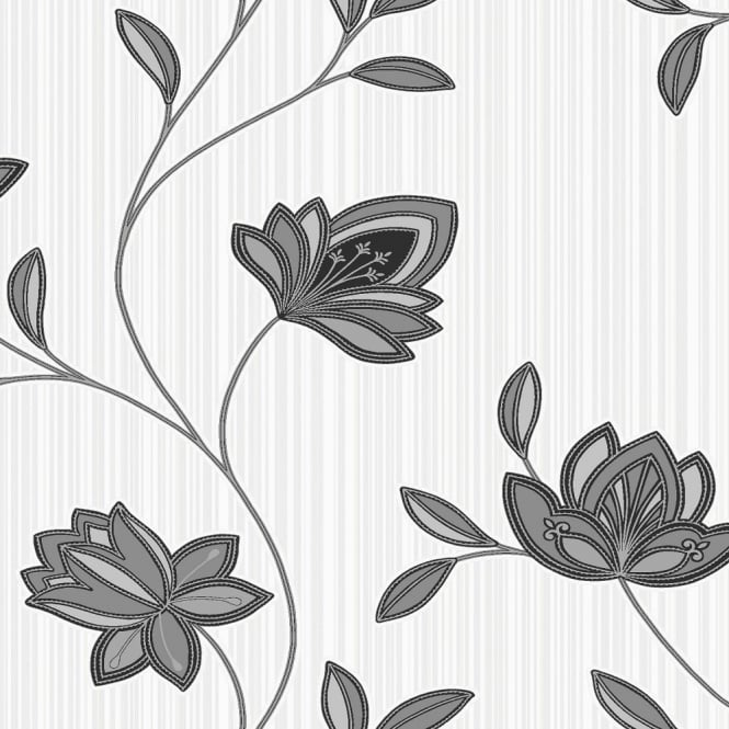 Holden Decor Holden K2 Galileo Floral Wallpaper 75520