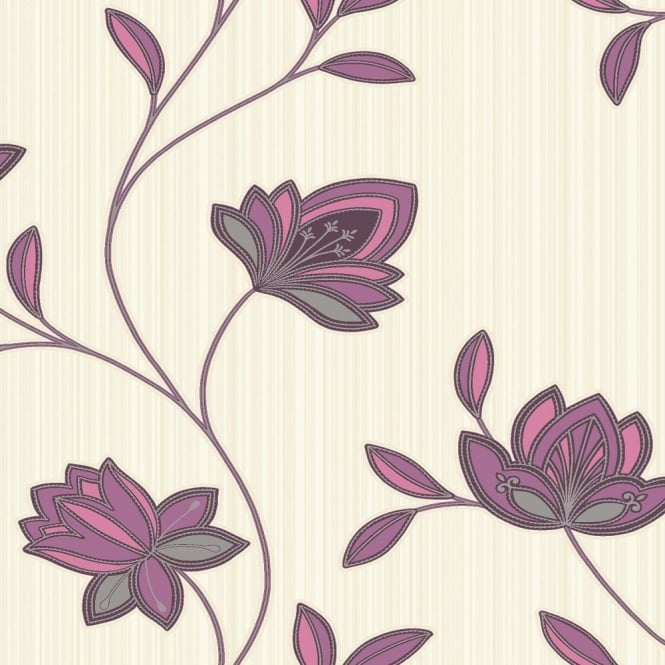 Holden K2 Galileo Floral Wallpaper 75523