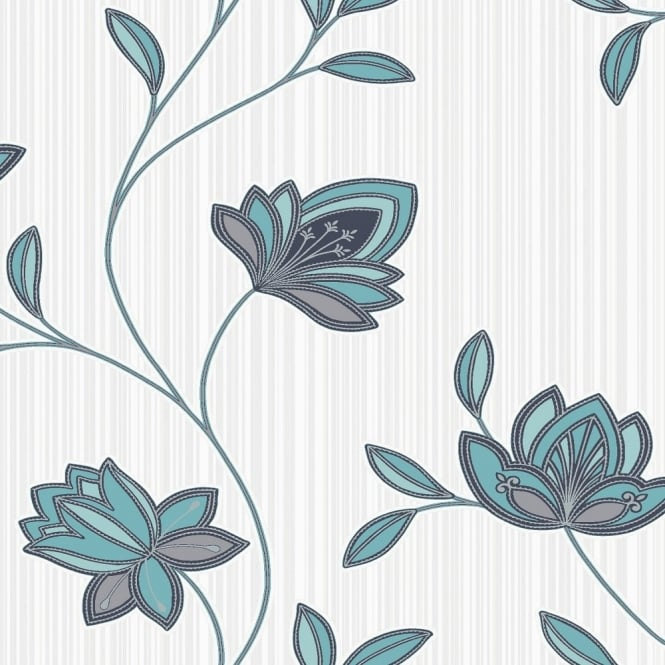 Holden K2 Galileo Floral Wallpaper 75524