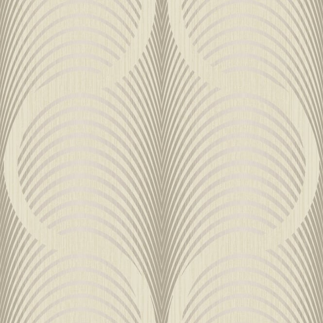 Holden Mirage Geometric Retro Wallpaper 75592