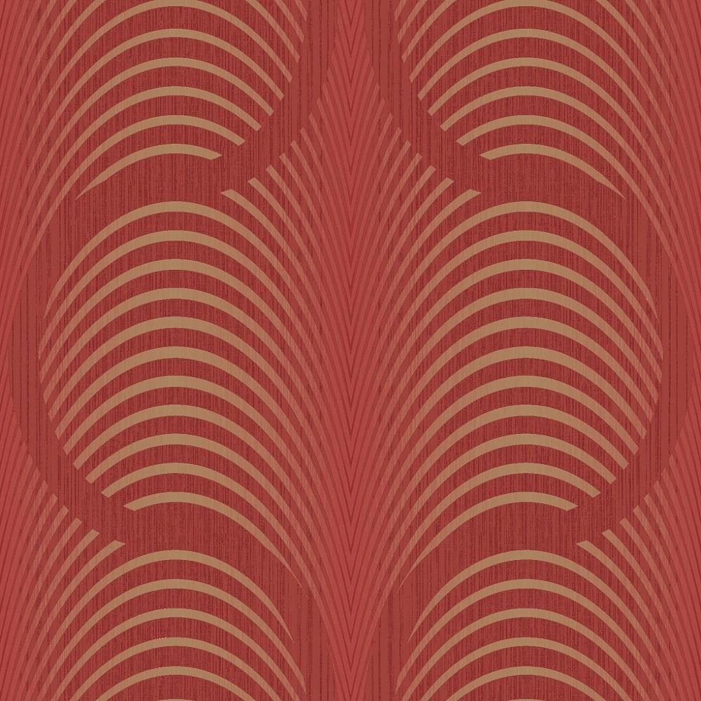 Holden Mirage Geometric Retro 1960s Sixties Spiral Wallpaper 75594