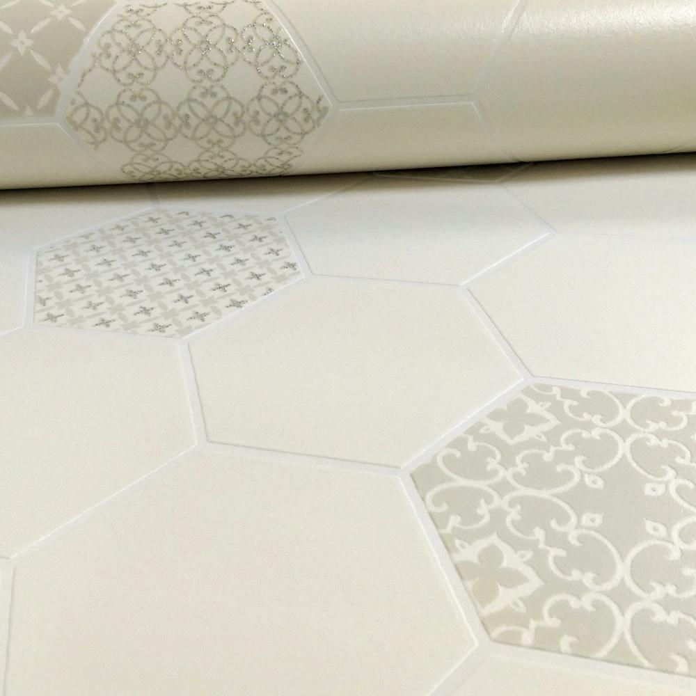 Holden Moroccan Tile Pattern Floral Glitter Kitchen