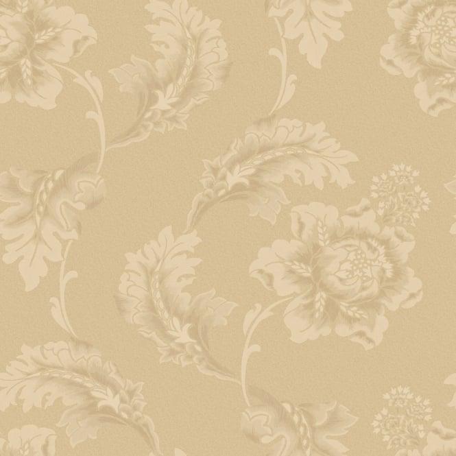 Holden Opus Florentina Floral Wallpaper 33963