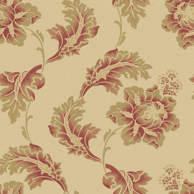Holden Opus Florentina Floral Wallpaper 33965