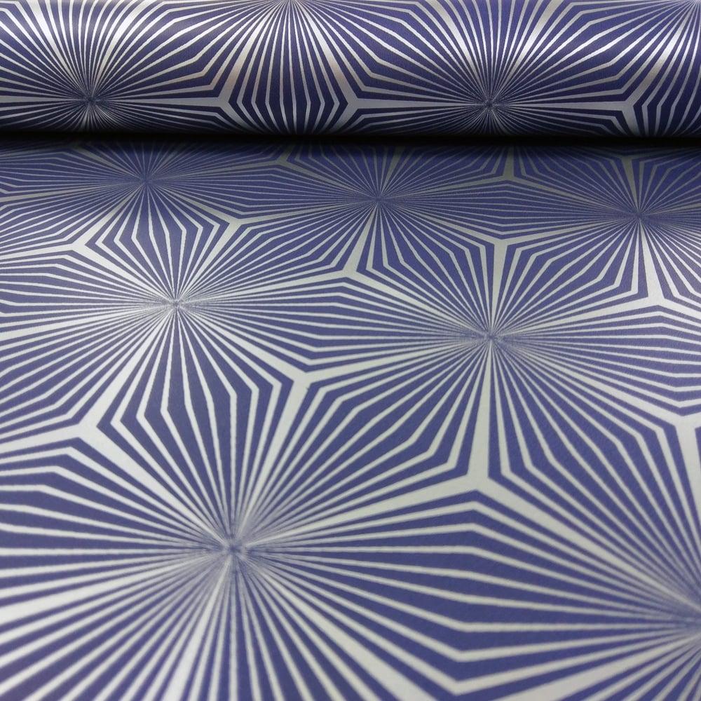 holden sparkle star geometric pattern wallpaper metallic abstract 3d