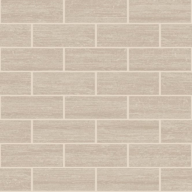 Bathroom Tiles Wallpaper holden wood tile effect kitchen bathroom tiling wallpaper beige 89219